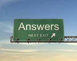 Answer exit