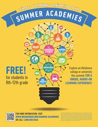 Image result for ok regents summer academies